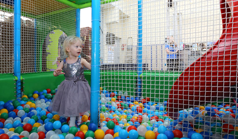 Round Up of Indoor Play Spaces and Activities for Kids in the Guelph Region