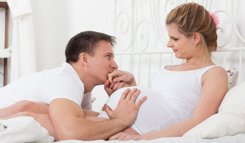 Keeping Intimacy Alive During Pregnancy